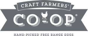Craft Farmers Co-op Hand-picked Free Range Eggs New Zealand